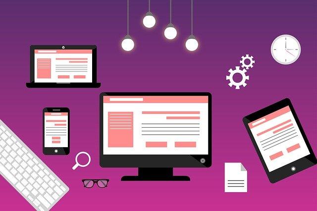 עיצוב אתרים מותאמים לקידום